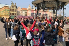 07/04/2019: Uitstap Plopsaland met kinderen Ons Tehuis en De Loods