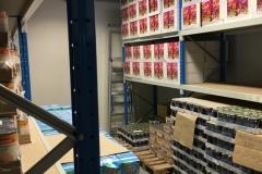 Jan 2016: Rotaract Ieper-Poperinge helpt Voedselbank